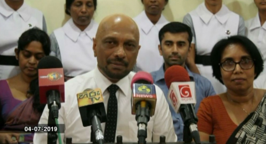 35 year old gets kidneys of 9 year old in first ever organ transplant at Kurunegala Hospital
