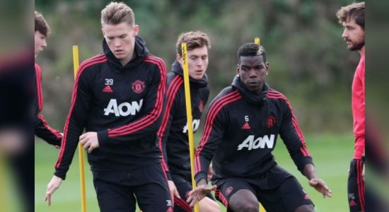 Man Utd prepare for clash with old rival Leeds Utd in Australia