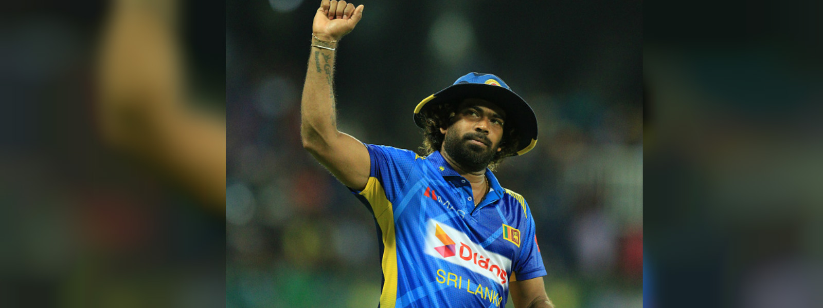 Lasith Malinga bids farewell to his ODI career