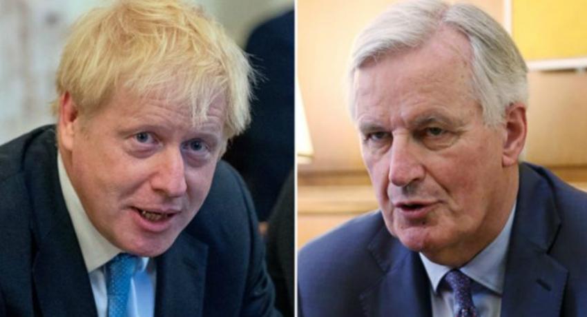 Boris Johnson's Brexit policy 'unacceptable' – EU negotiator