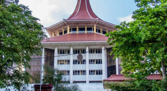 Supreme Court determines that Land bill should first be presented to Provincial Councils