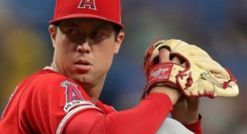 Los Angeles Angels pitcher Tyler Skaggs dies at age 27