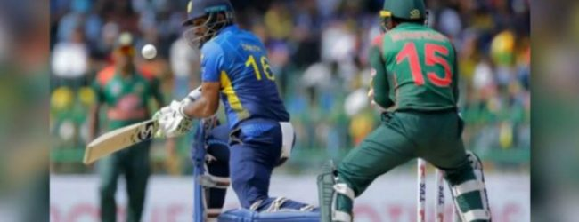 Sri Lanka win first home ODI series since November 2015