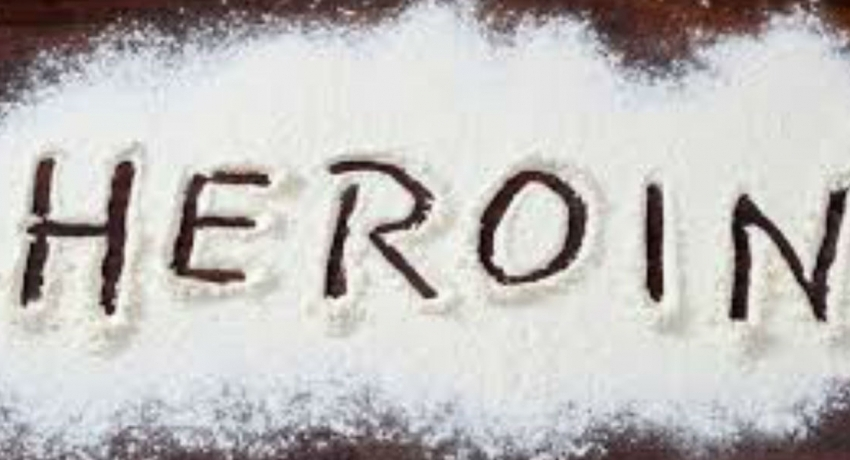 Two suspects arrested with over 32 grams of heroin
