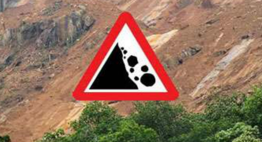 Landslide in Balangoda takes a life