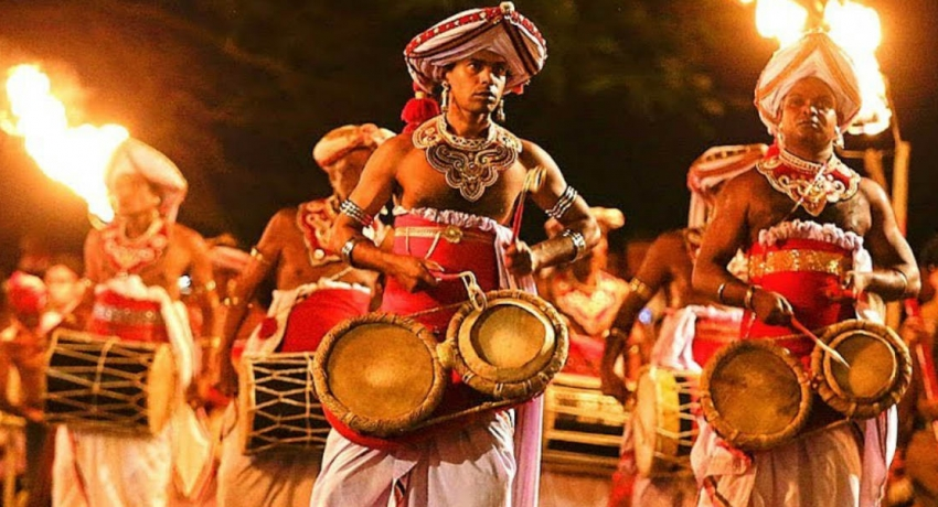 Traditional Esala Perahera of Kataragama Devala concludes today