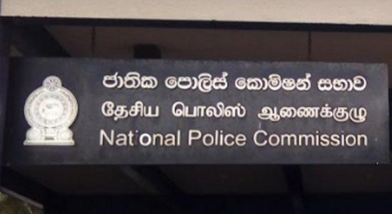 Avant-Garde: Secretary of National Police Commission remanded