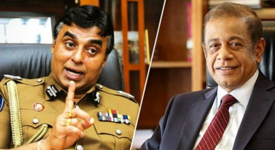 UPDATE : Former Defense Secretary Hemasiri Fernando and IGP Pujith Jayasundara arrested