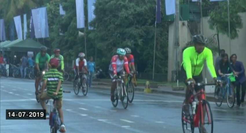 Car Free Zone In Colombo Today Sri Lanka Latest News