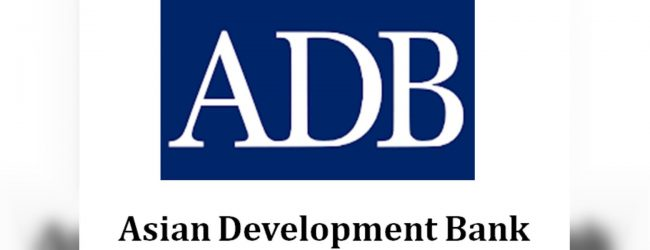Asian Development Bank revises growth rate from 3.6% to 2.6% for 2019