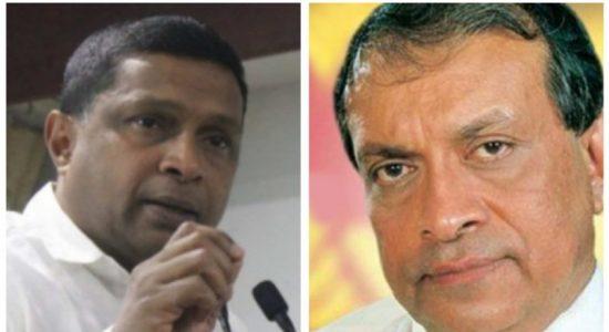 Maithri Gunaratne challenges Karu Jayasuriya to an open debate