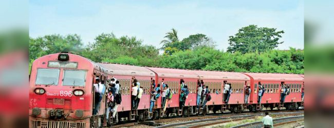 Train services back to normal