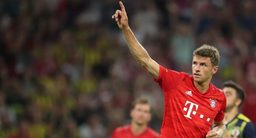 Bayern Munich smash Fenerbahce to reach Audi Cup final with Tottenham