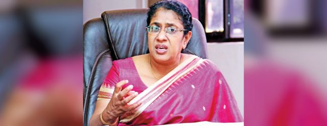 Ready to accept any challenge: Thalatha Athukorala