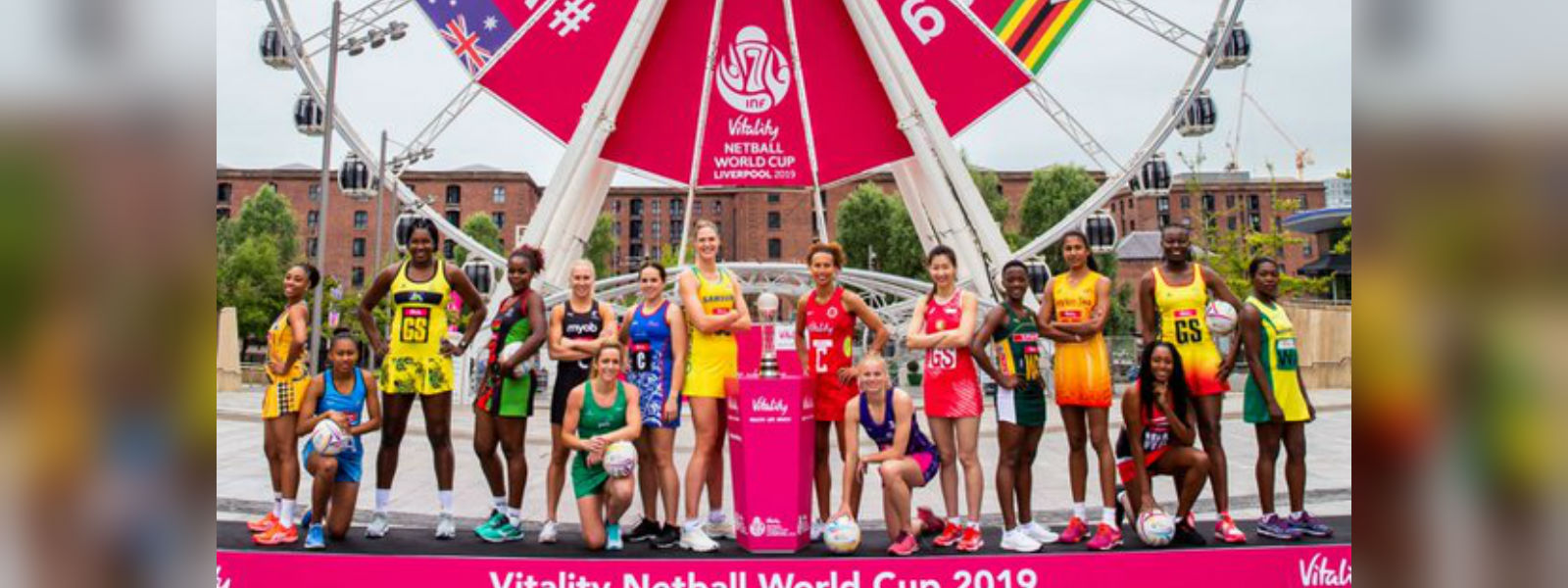 15th edition of Netball World Cup to commence