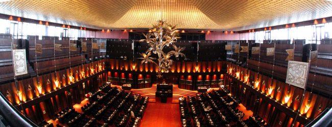 Parliament to convene at 10.30 AM