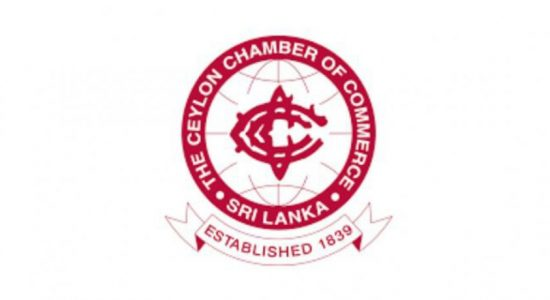 Chairman of  Ceylon Chamber of Commerce writes to PM's secretary