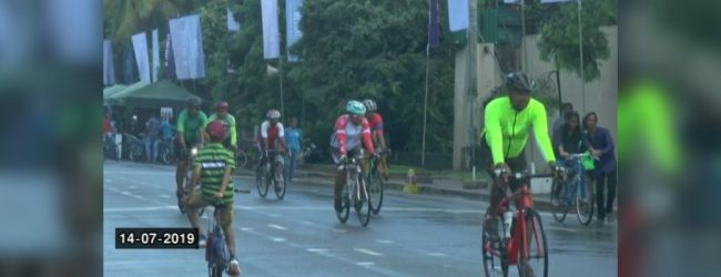 Car-Free Zone in Colombo today
