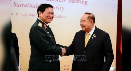 ASEAN defence ministers meet in Bangkok to discuss regional cooperation