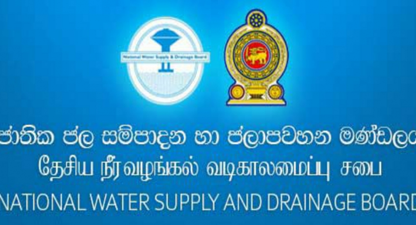 Water supply on low pressure to Colombo