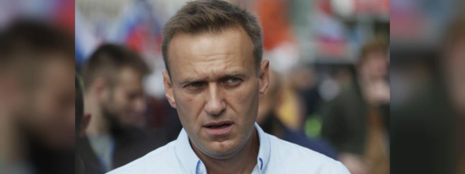 Jailed Russian opposition leader develops 'allergy'