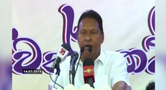 """Sri Lanka is ready to surrender to American imperialism"" – MP Salinda Dissanayake"