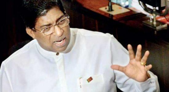 Presidential candidate at right time-Minister Ravi Karunanayake