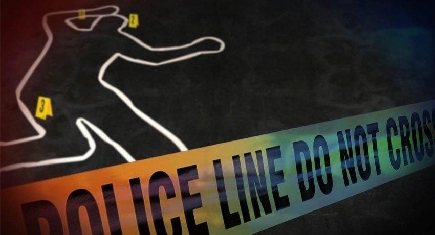 Dead man found inside a van