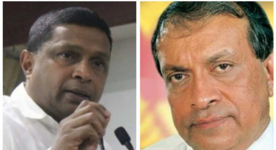 Maithri Gunaratne challenges Karu Jayasuriya to an open debate