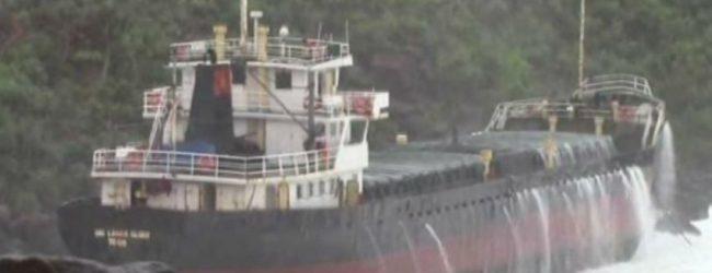 Sri Lankan Glory: Fuel removed