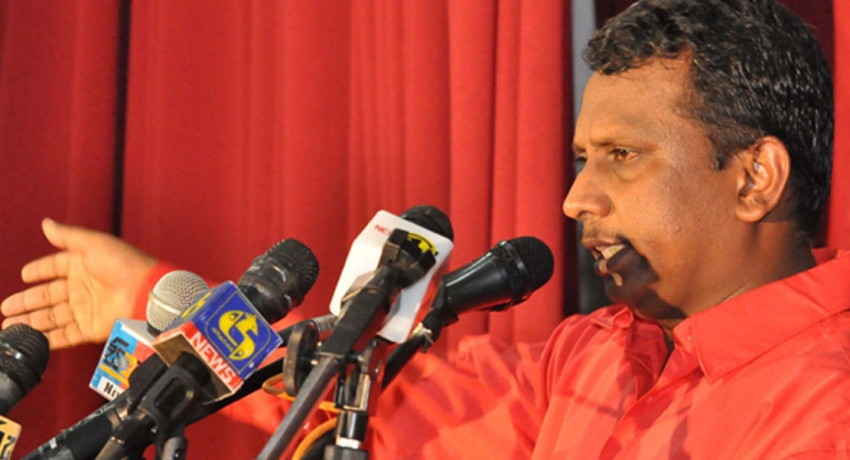 NCM victory was obtained through bribes : JVP
