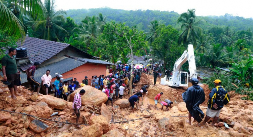 1300 buildings destroyed in inclement weather