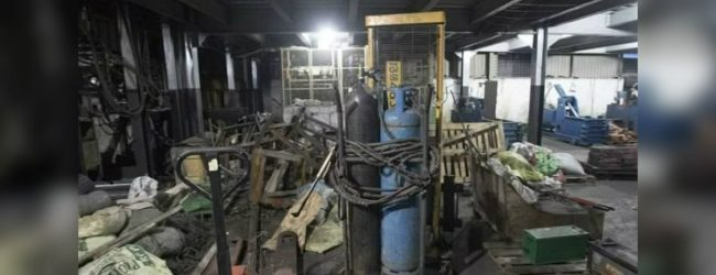 Copper factory: Suspect 10 further remanded