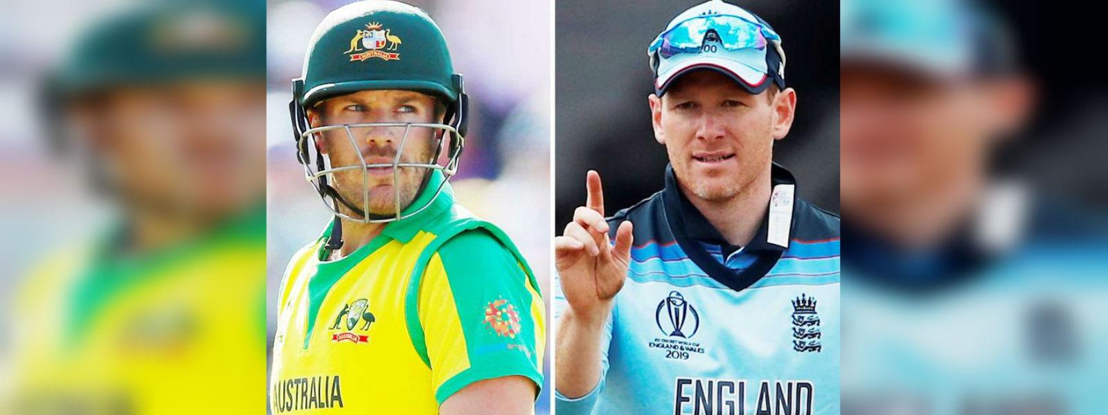 Confident Australia prepare for England showdown