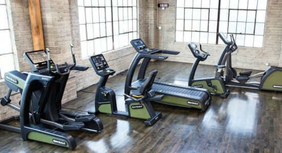 Human-powered gym turns workout energy into electricity