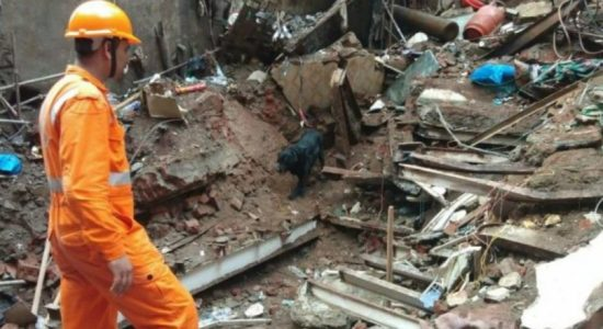 Death toll in Mumbai building collapse rises to 14