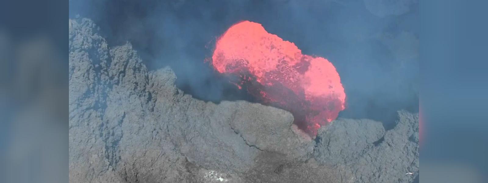 Bolivia suffers ash fallout from Peru volcanic eruption