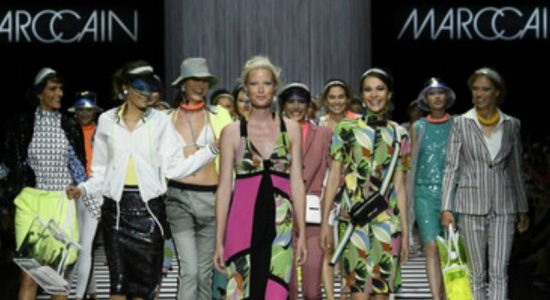 Marc Cain brings some summer colours to Berlin Fashion Week