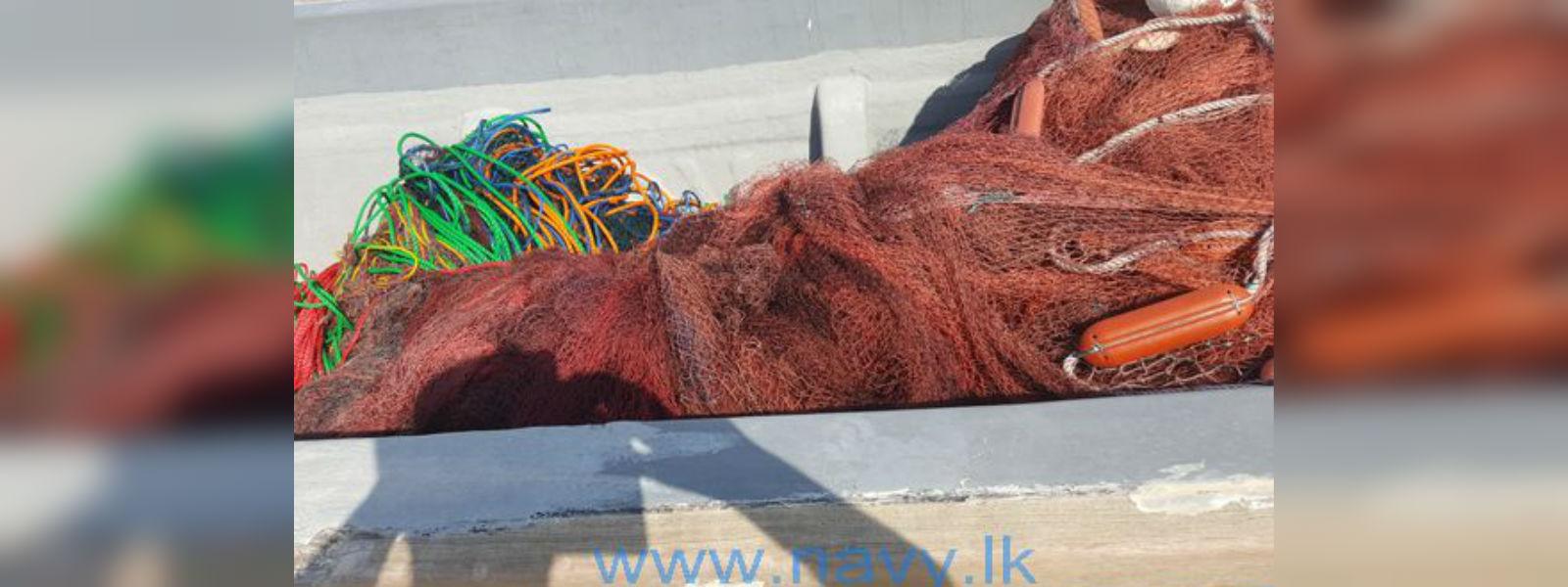 Sixteen fishermen arrested in Trincomalee