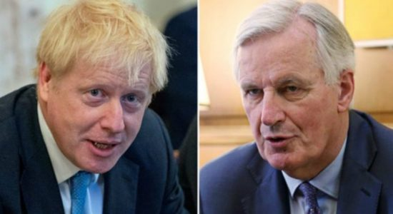 Boris Johnson's Brexit policy 'unacceptable' – EU negotiator
