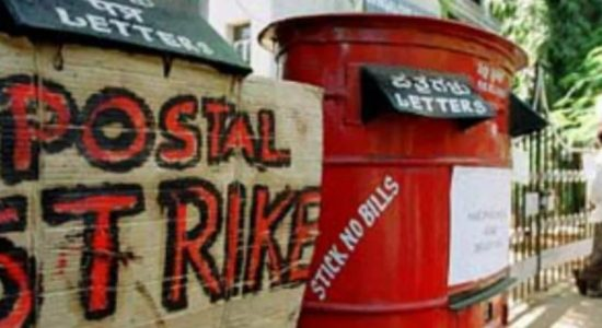 Postal unions to launch trade union action tonight
