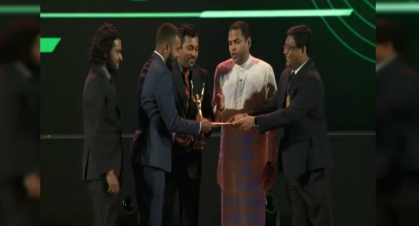 Sirasa TV wins gold : Most outstanding sports promoter