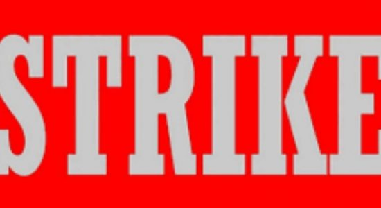 University Trade Union Joint Committee launches a strike