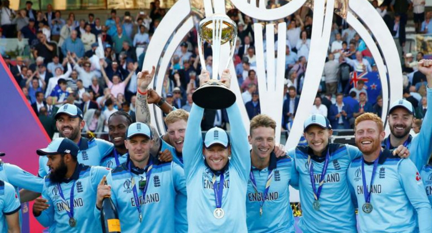 England win World Cup in Super Over after incredible tie