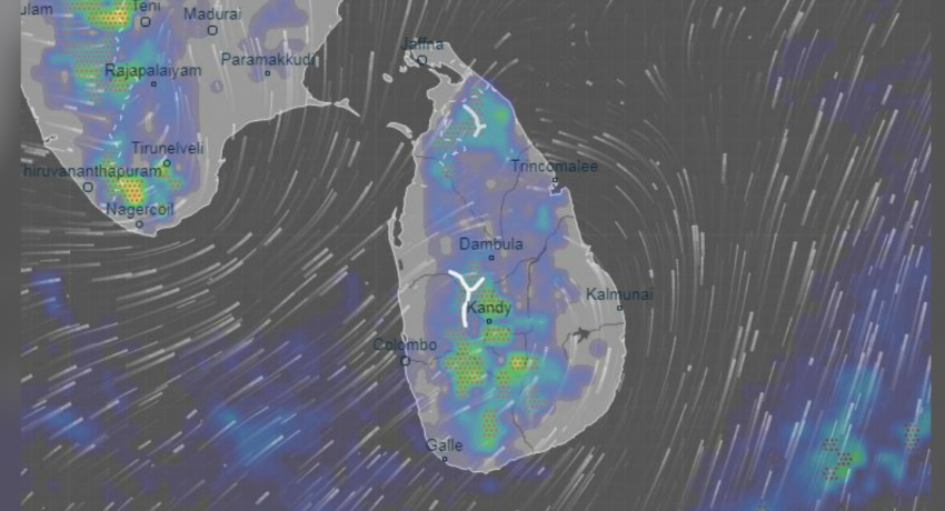 Met Department predicts showers and thundershowers