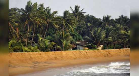 Fiance ministry denies funding to restore Kalido beach