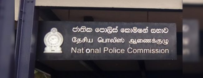 Secretary of National Police Commission arrested