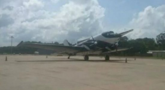 Spectrum Air special-purpose aircraft not inspected upon landing