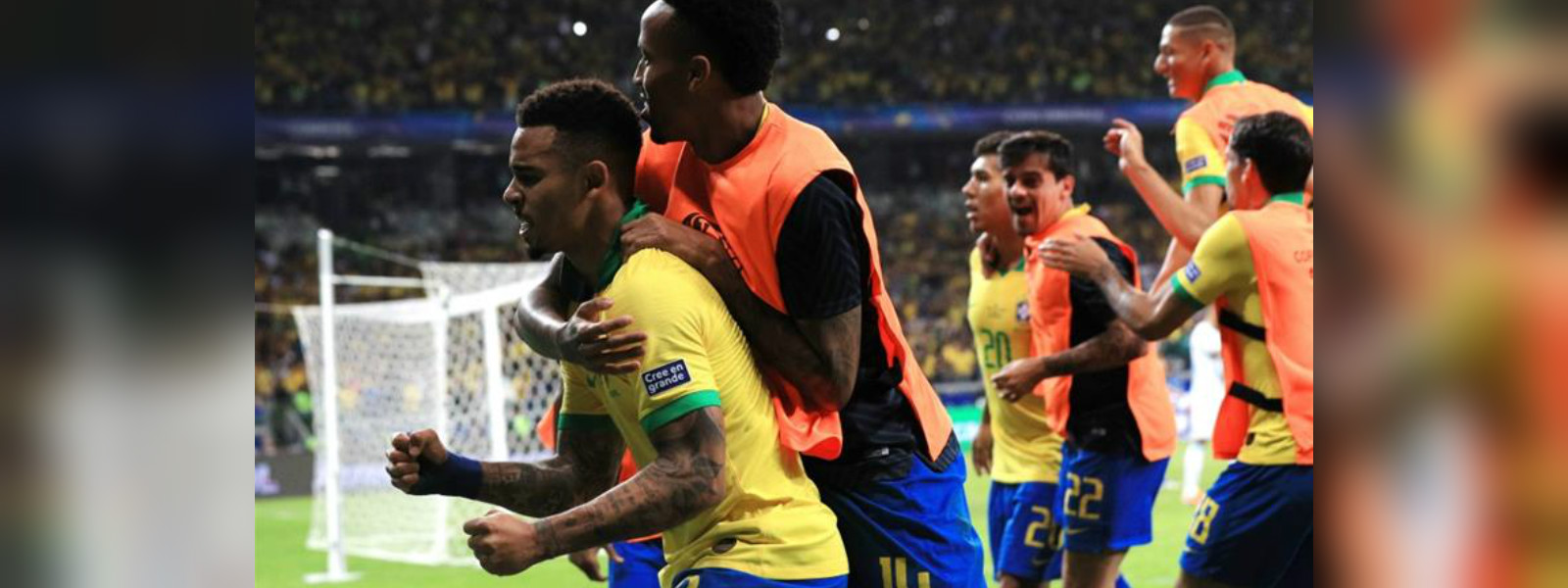 Brazil beat Argentina 2-0 to reach Copa America final