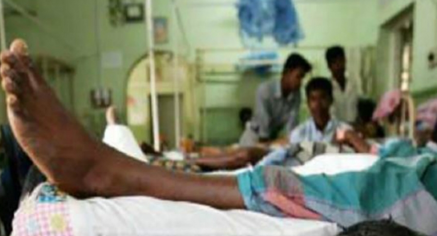 25 hospitalized over food poisoning